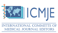 International Committee of Medical Journal Editors (ICMJE)